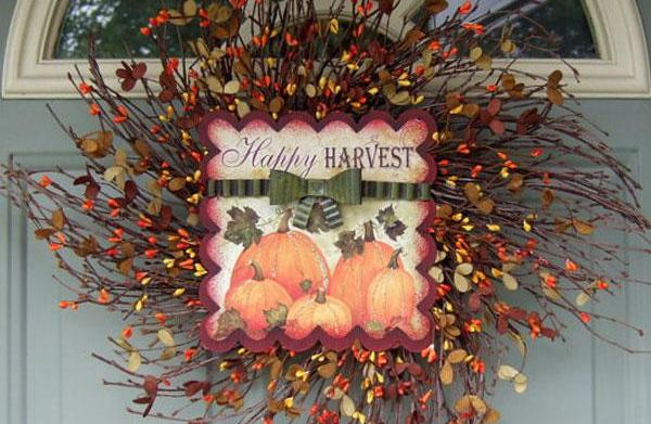 Best of Etsy: Thanksgiving decor