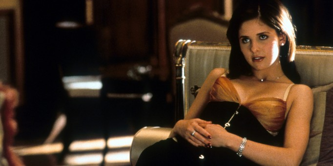 Sarah Michelle Gellar in 'Cruel Intentions'