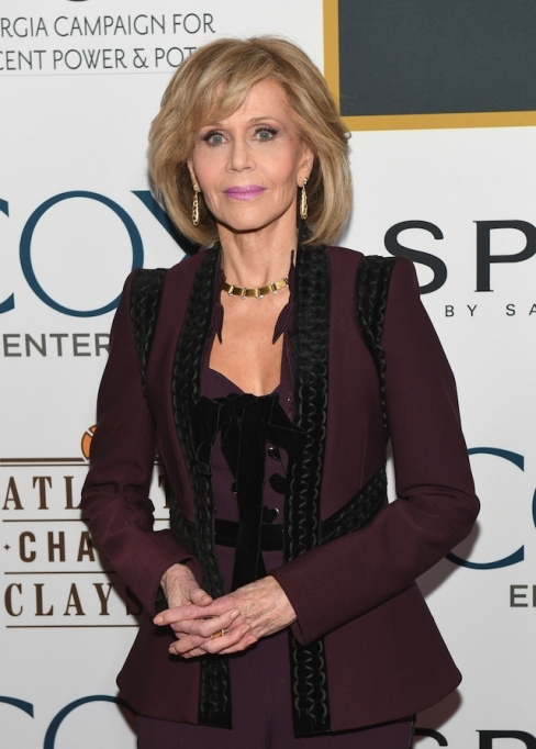 Movie Stars Who Aren't Above Doing TV: Jane Fonda