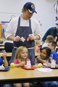 Jamie Oliver Food Revolution exclusive