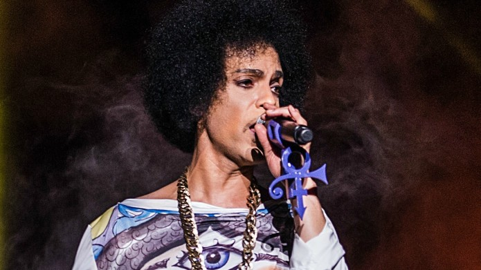 Even Prince's pets mourned his death,