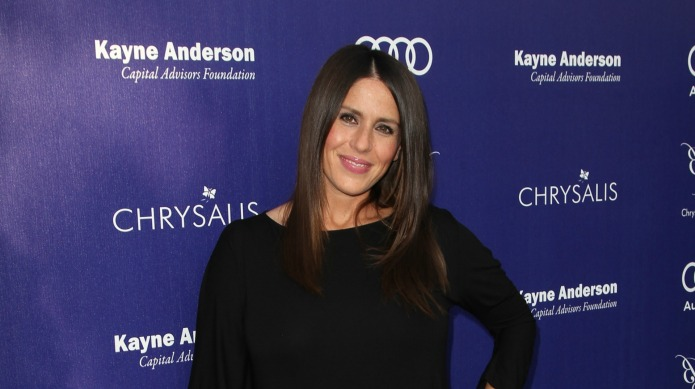 Punky Brewster's Soleil Moon Frye reacts