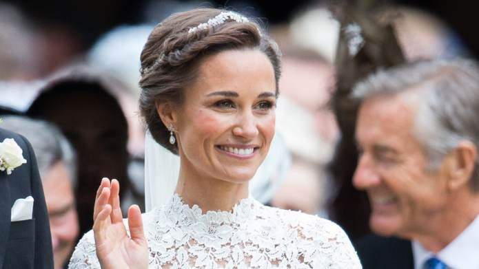 Pippa Middleton Is Pregnant — &