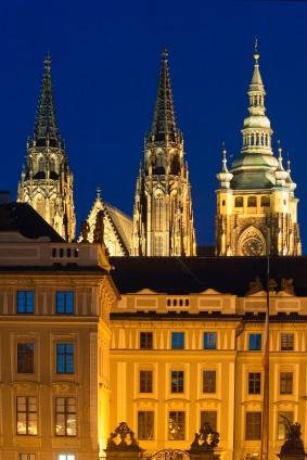 Castles in Prague