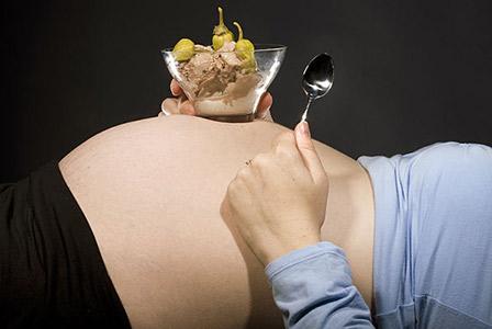 pregnancy cravings