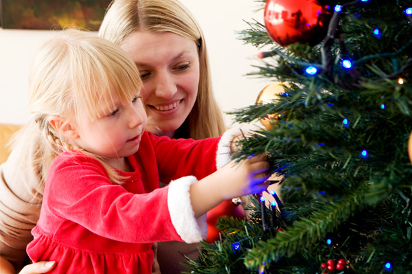 Decorating with Child