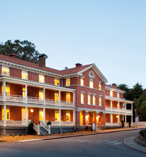The Inn at Presidio, San Francisco