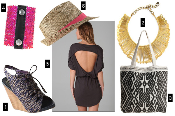 Summer Shopping Pics