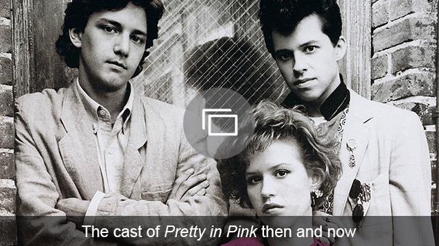 pretty in pink slideshow