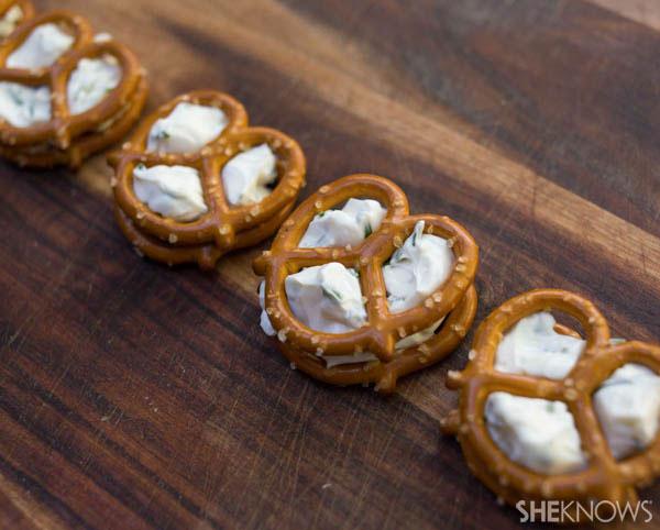 Pack special pretzels | Pretzels with chives | SheKnows