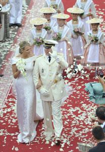 Prince Albert wedding