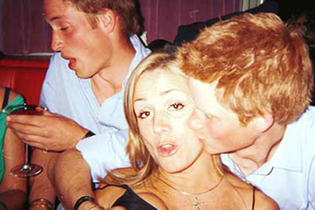 Prince William's bachelor party is this weekend