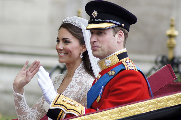 prince william kate middleton anniversary
