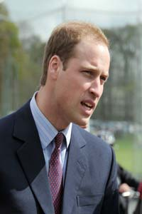 Prince William turned away from restaurant
