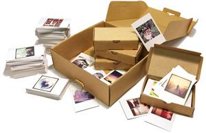 Printstagram box
