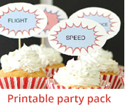 printable party pack