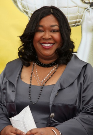 Shonda Rhimes of Private Practice