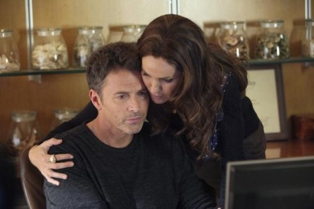 Tim Daly and Amy Brenneman in Private Practice