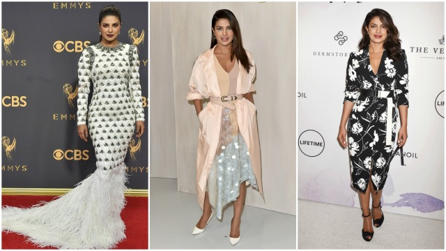 Priyanka Chopra Fall Fashion