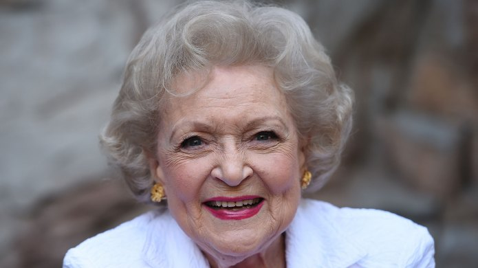 Betty White Shares Her Secret to