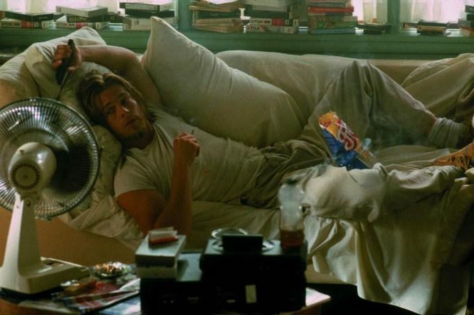 Brad Pitt in True Romance