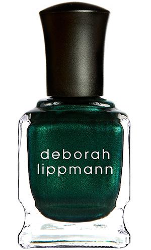 Product review: Deborah Lippmann emerald nail polish