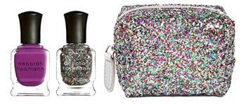 Product review: Deborah Lippmann R&B Mini Nail Lacquer Duet