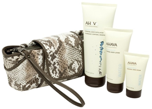 Kooba for AHAVA Limited Edition Set (nordstrom.com, $45)