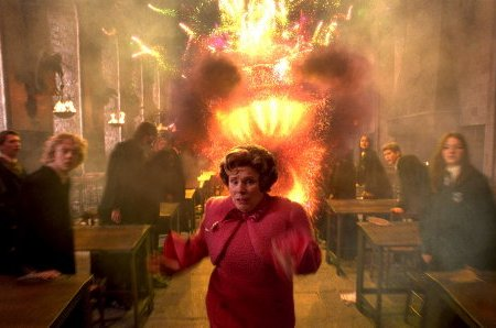 Run Professor Umbridge!