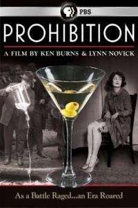 Ken Burns Prohibition to PBS
