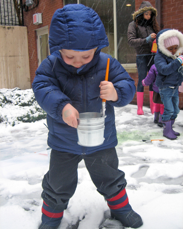Project-based preschool