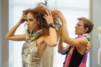 Project Runway proves a challenge in its Lifetime premiere