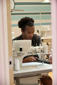 Scenes from Project Runway All Stars Episode 7 -- Jerell