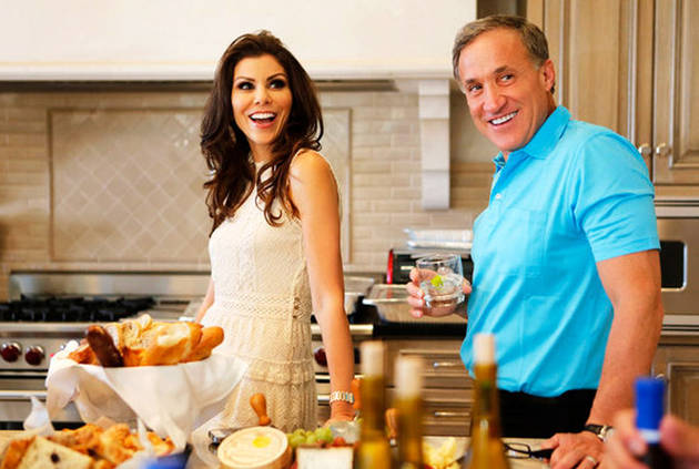 Heather and Terry Dubrow