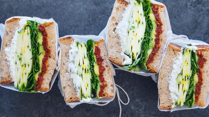 11 Easy, Healthy Sandwiches That Make