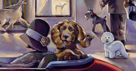Westminster Dog Show takes over USA