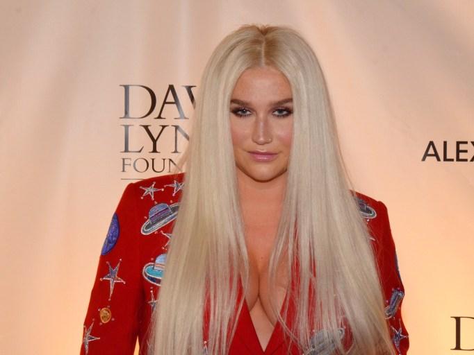 Kesha attends the 2017 David Lynch Foundation Gala