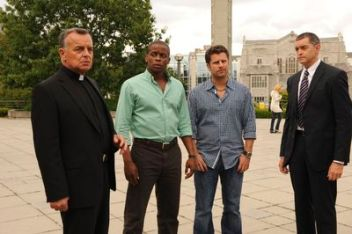 The Psych guys meet the devil tonight on USA