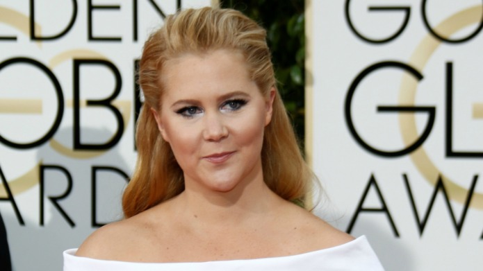 Amy Schumer responds to accusations she