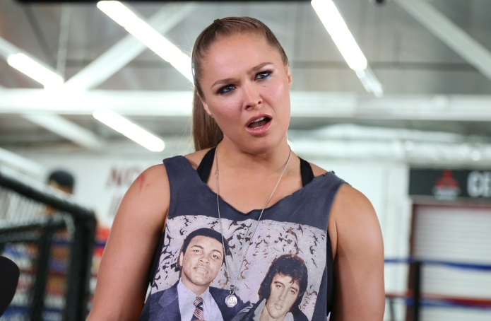 Ronda Rousey's highly anticipated SNL appearance