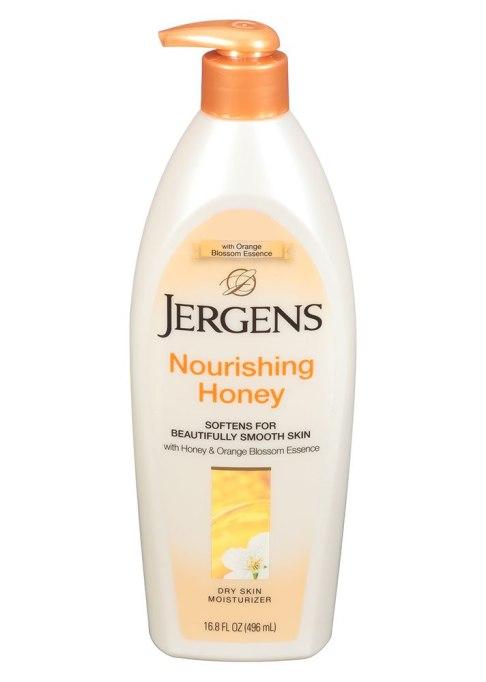 Best Under Ten Beauty Essentials: Jergens Nourishing Honey Moisturizer | Fall Beauty Products