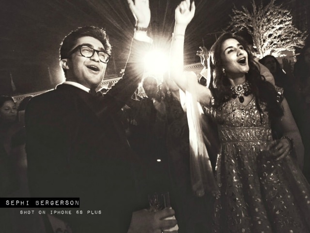 Indian wedding shot entirely on the iPhone 6