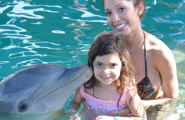 17 Adorable photos of Farrah Abraham