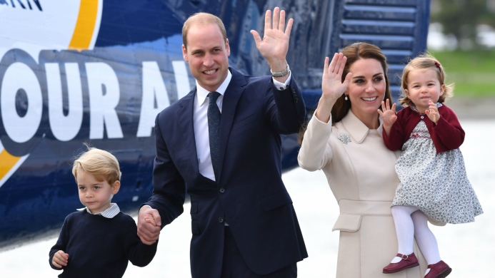 Prince William Is Breaking a Royal