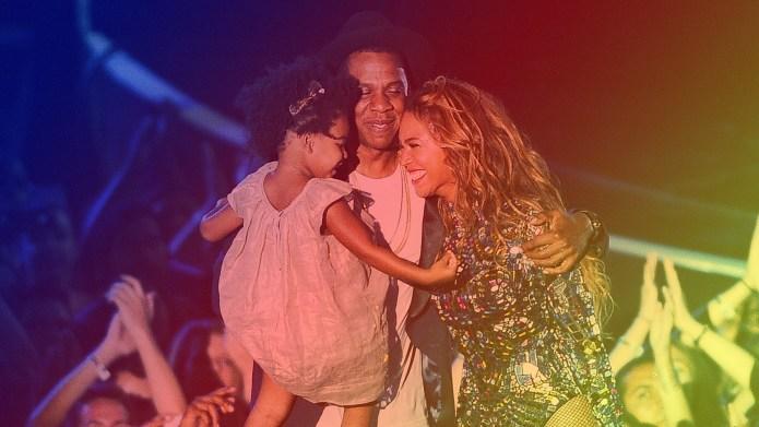 40 Times Beyoncé, Jay-Z & Blue