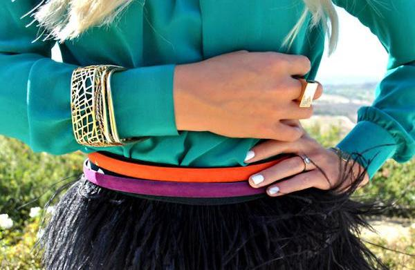 5 Belts every girl should own