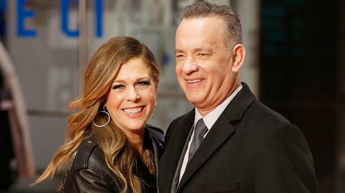Tom Hanks & Rita Wilson Celebrated