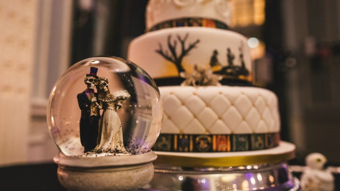 Incredible Harry Potter-themed wedding is pure