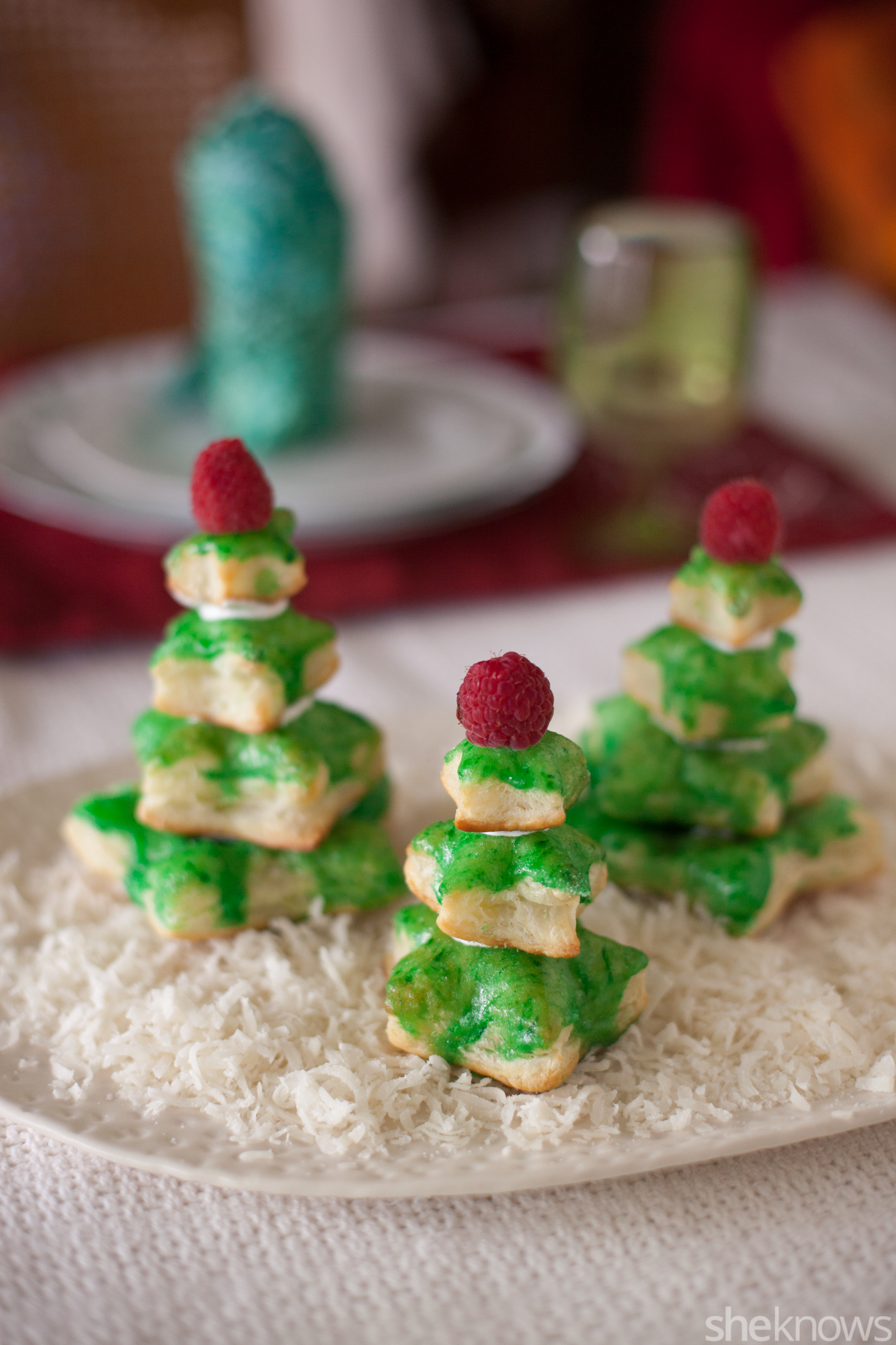 puff-pastry-Christmas-tree-centerpiece