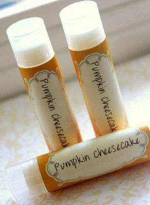 The Soapbox Company - Pumpkin Cheesecake Lip Balm